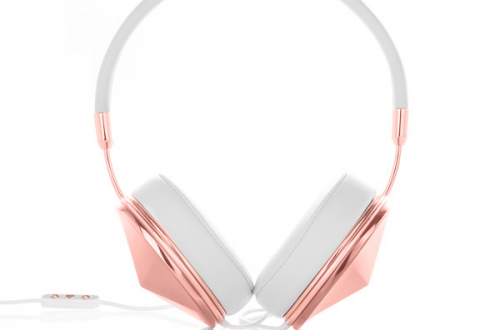 FRENDS TAYLOR ROSE.GOLD HEADPHONE.3 Beautiful Things: FRENDS Headphones for Women EAT LOVE SAVOR International luxury lifestyle magazine and bookazines