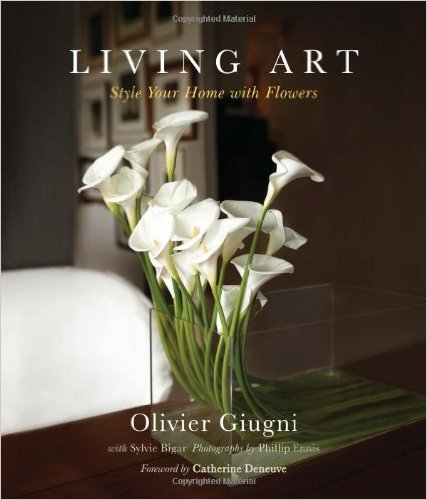 Book- Olivier's Living Art