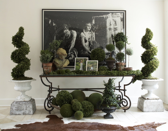 L'Olivier Floral Atelier greenery living art