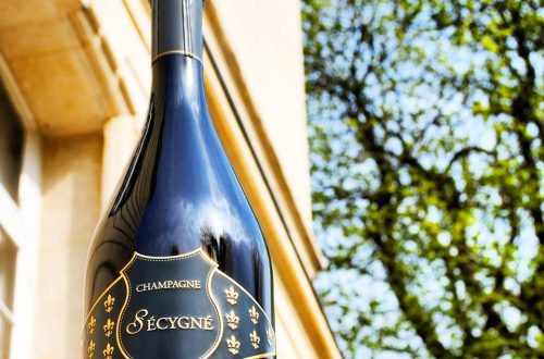 Secygne Luxury Champagne bottle Discover: Sécygné Luxury Champagne House in Reims EAT LOVE SAVOR International luxury lifestyle magazine and bookazines