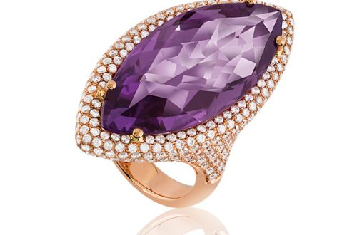 Violet Vision selected jewels A Vision in Violet, 25 Carats of Grace and Beauty - EAT LOVE SAVOR International luxury lifestyle magazine and bookazines