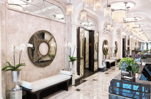Wellesley Reception Discover: The Art Deco Elegance of the Wellesley Hotel London - EAT LOVE SAVOR International luxury lifestyle magazine and bookazines