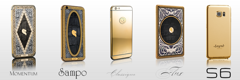 legend customized iphones