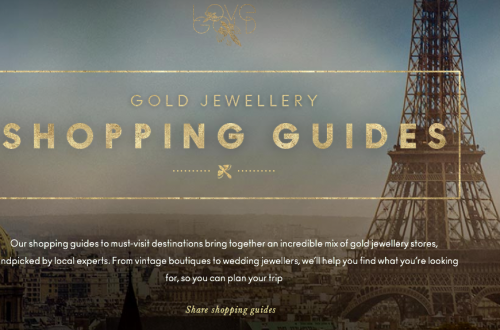 love gold shopping guides and website LoveGold Unites a World of Gold Lovers EAT LOVE SAVOR International luxury lifestyle magazine and bookazines