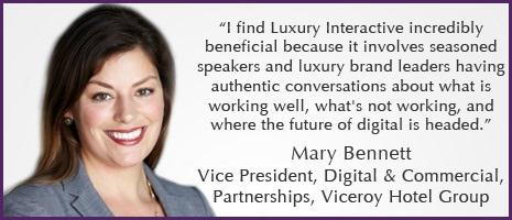 luxury interactive testimonial viceroy hotels