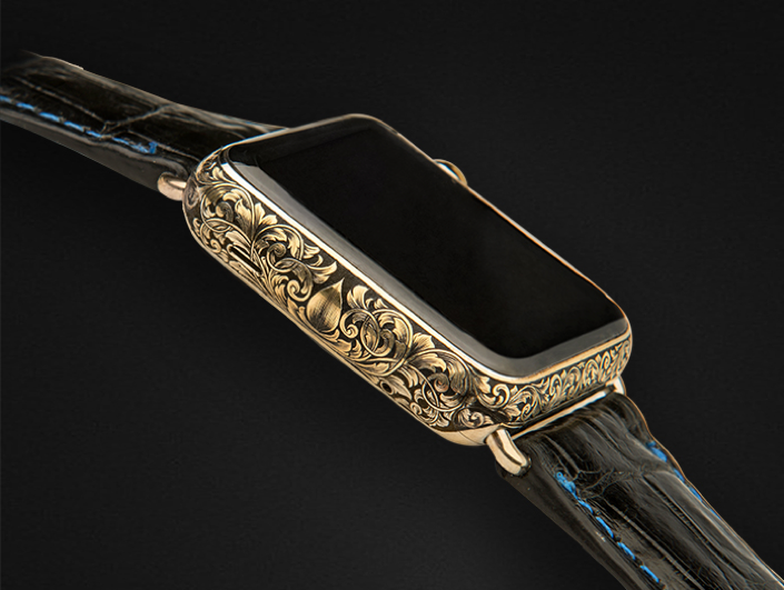 "tempo legend bespoke apple watch Discover: Legend + the Luxuriously Customized ""Tempo"" Apple Watch - EAT LOVE SAVOR International luxury lifestyle magazine and bookazines"