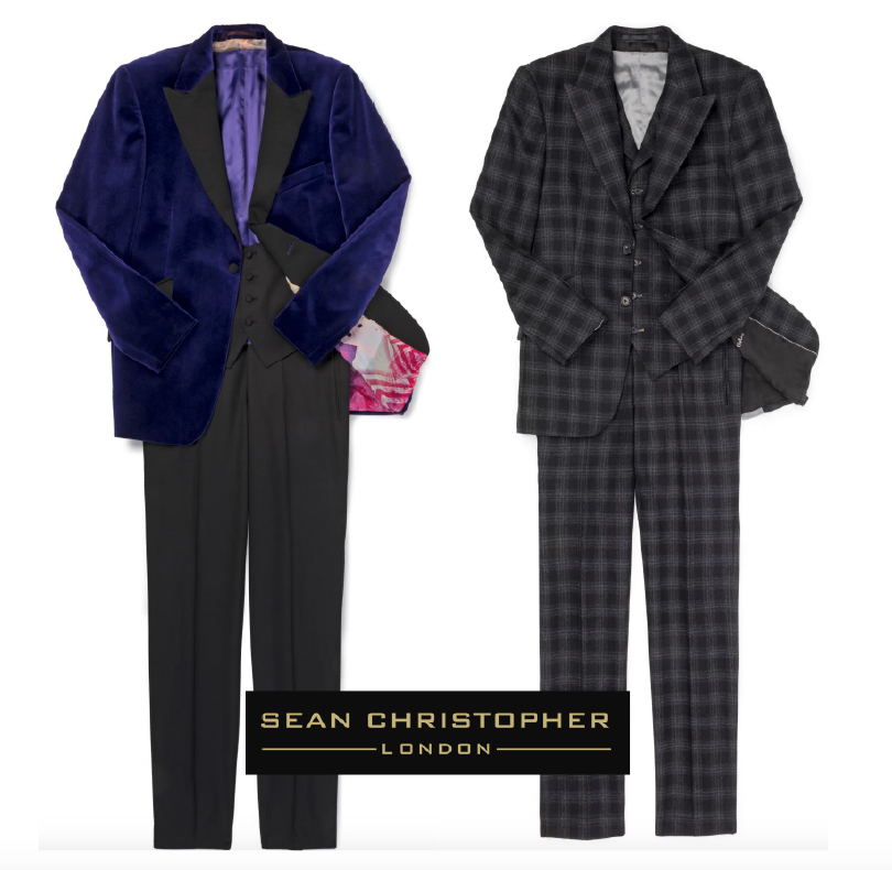 Sean Christopher London Suits