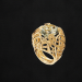 arne yellow gold ring Decorative Arts & Modern Design, Roseberys London Fine Art Auction EAT LOVE SAVOR International luxury lifestyle magazine and bookazines