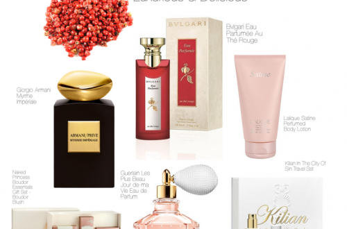 pink peppercorns luxurious and delicious Discover: Pink Peppercorns: Delicious to Eat, Luxurious to Wear - EAT LOVE SAVOR International luxury lifestyle magazine and bookazines