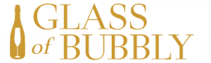 glass of bubbly logo