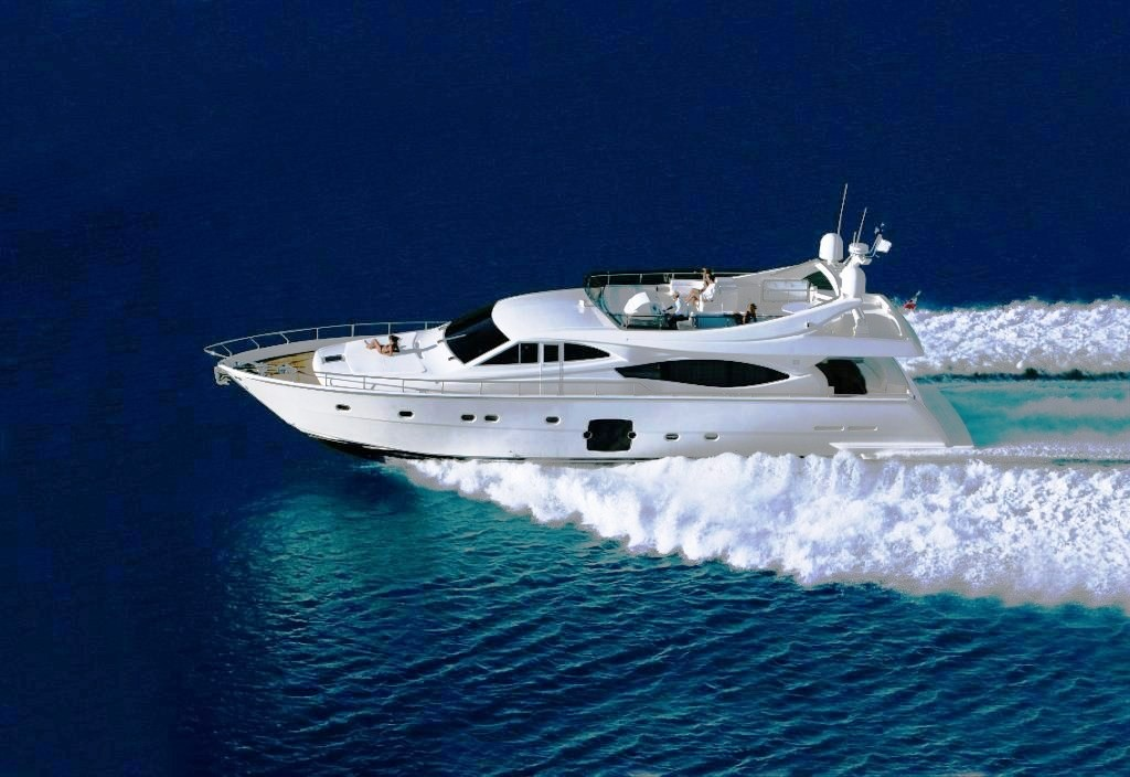 Ferretti76 Sea Stream