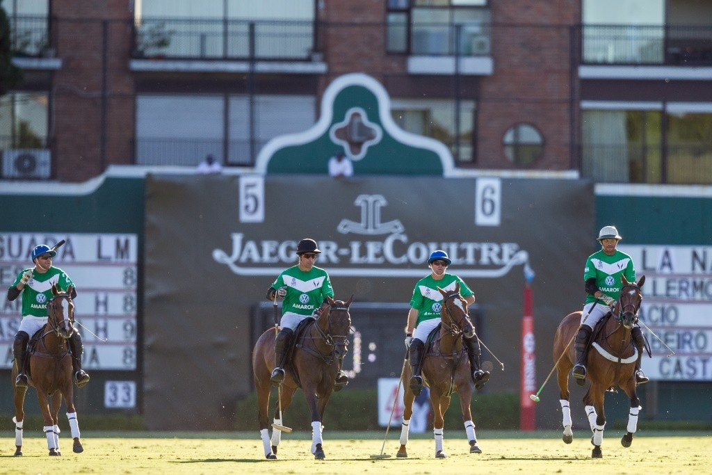 Jaeger-LeCoultre Official Sponsor of 122nd Argentine Polo Open of Palermo