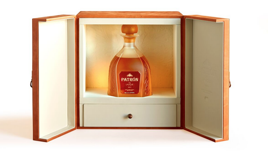 Patron Lalique boxed