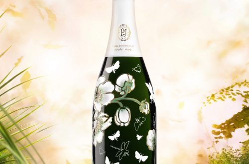 Small Discoveries Belle Epoque Perrier-Jouët Limited Edition Champagne: Flowers, Butterflies and 'small discoveries' EAT LOVE SAVOR International luxury lifestyle magazine and bookazines