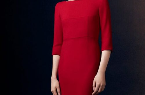 goat red dress Goat: Wardrobe Essentials for the Stylish Modern Woman - EAT LOVE SAVOR International luxury lifestyle magazine and bookazines