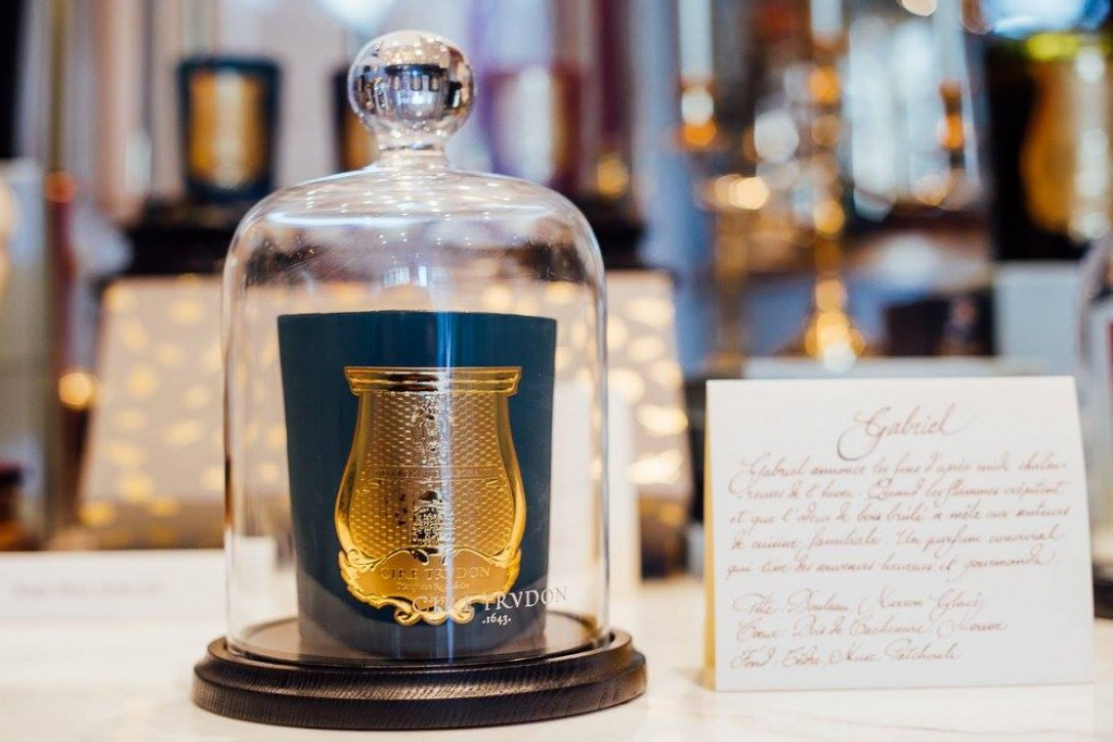 cire trudon under glass