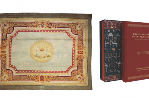 encyclopaedia of carpets and carpet Irresistible Reads: The Encyclopedia of Antique Carpets EAT LOVE SAVOR International luxury lifestyle magazine and bookazines