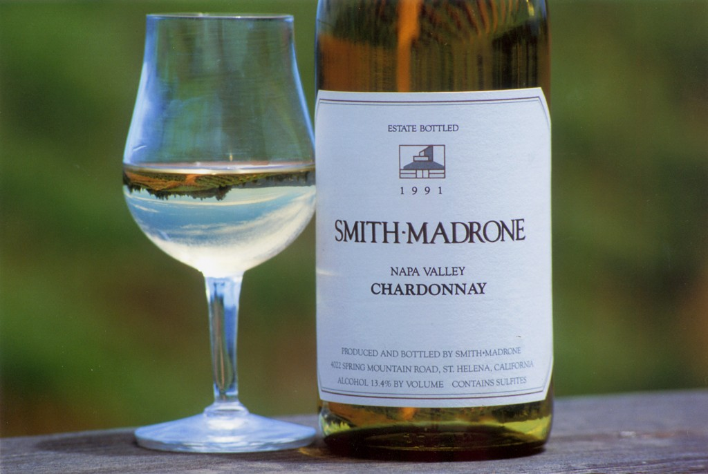 smith madrone ChadonnayGlass