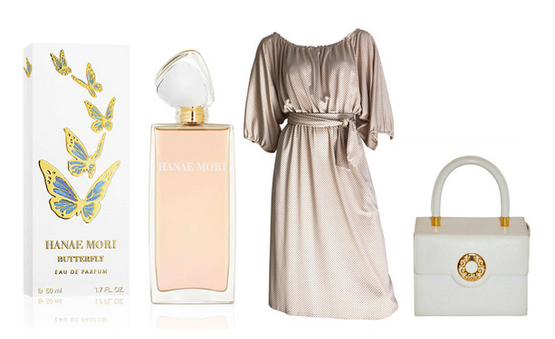 Hanae Mori clothing and fragrance