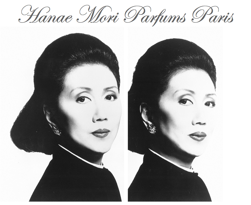 The Perfume Artistry Of Hanae Mori