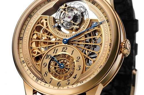 l leroy AUTOMATIC TOURBILLON REGULATOR Editors Picks: Top 10 Timepieces On View at Baselworld 2016 - EAT LOVE SAVOR International luxury lifestyle magazine and bookazines