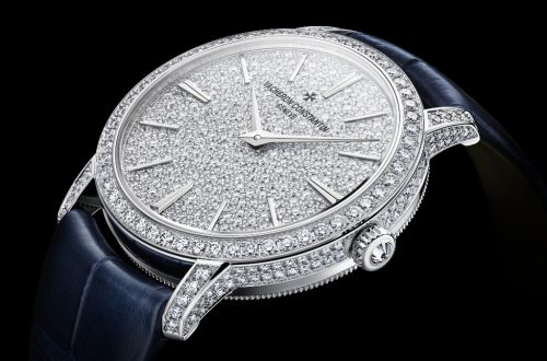 l 81591 000g 9913 cu 1 Timepiece for Her: Vacheron Constantin Traditionnelle Small Model EAT LOVE SAVOR International luxury lifestyle magazine and bookazines