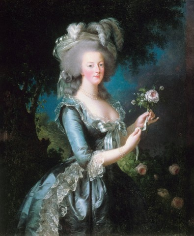 marie antoinette by Elisabeth Louise Vigee Le Brun Elizabeth Vigée-LeBrun: Woman Artist in Revolutionary France - EAT LOVE SAVOR International luxury lifestyle magazine and bookazines