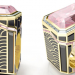art deco tower ring Technology and Fashion Merge Beautifully into Smart Coats by EMEL AND ARIS EAT LOVE SAVOR International luxury lifestyle magazine and bookazines
