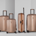 Hartmann tR luggage set Hartmann, 135 Years of Exquisitely Crafted Luggage - EAT LOVE SAVOR International luxury lifestyle magazine and bookazines