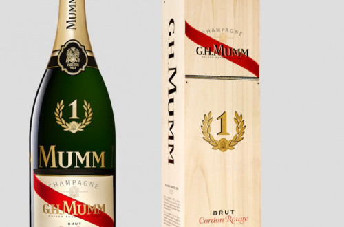 MUMM no 1 victory jeroboam For the Love of Champagne: MUMM No.1 Victory Jeroboam - EAT LOVE SAVOR International luxury lifestyle magazine and bookazines