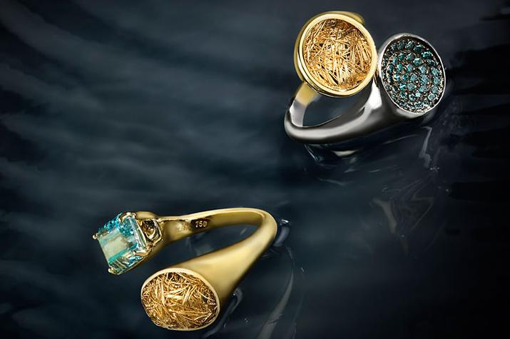 Emerging Jewelry Designer: ANASTAZIO Kostopoulos, Inspired by