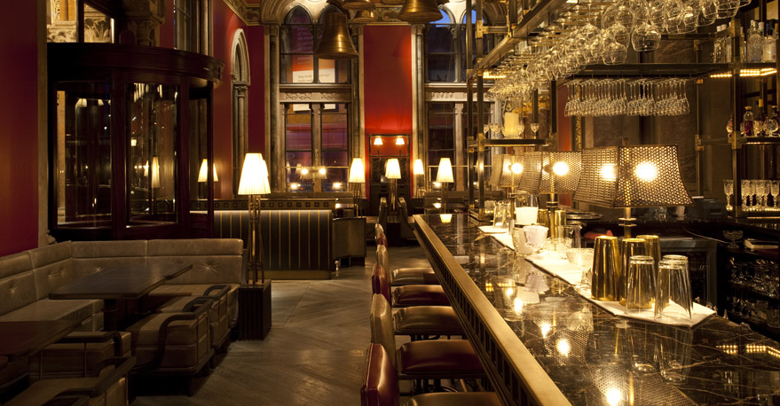 gilbert scott bar