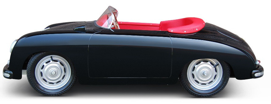 Pocket Classics - Porsche 356 Speedster press release - 16.05