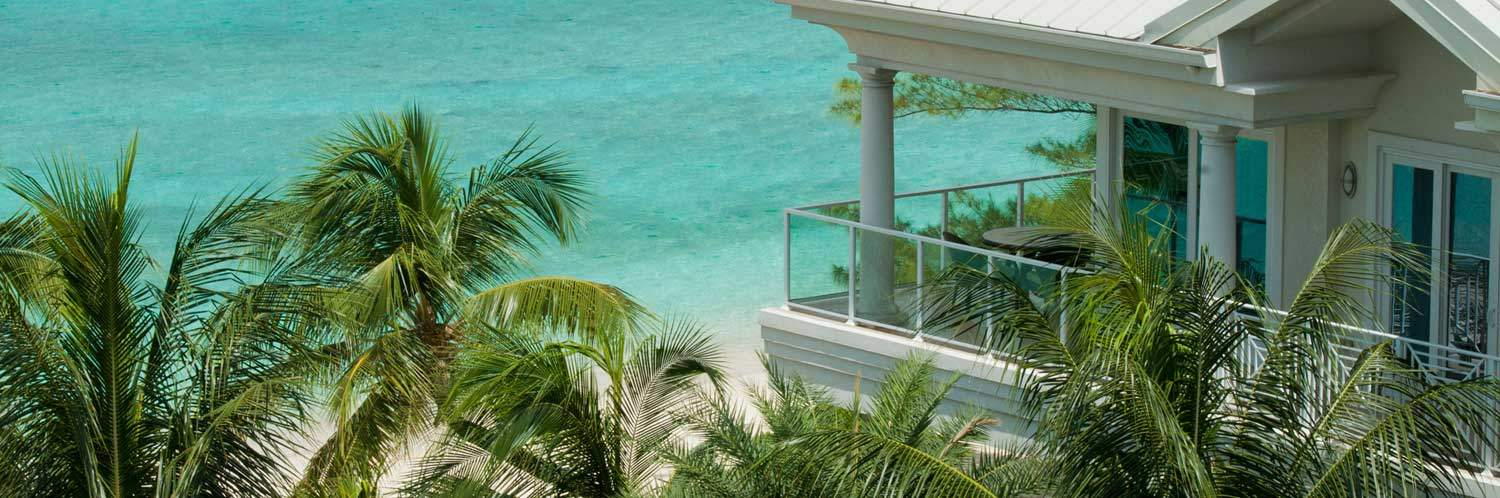 caribbean club villa balcony - EAT LOVE SAVOR Luxury Lifestyle Magazine