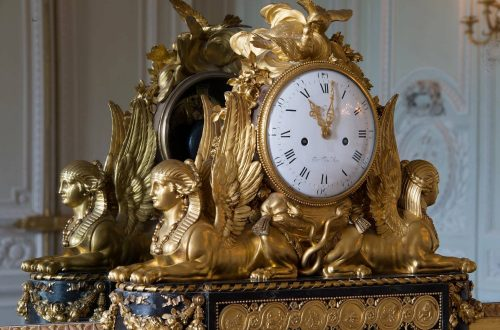 clock chateau de versailles The Biggest Enemies of Luxury - EAT LOVE SAVOR International luxury lifestyle magazine and bookazines