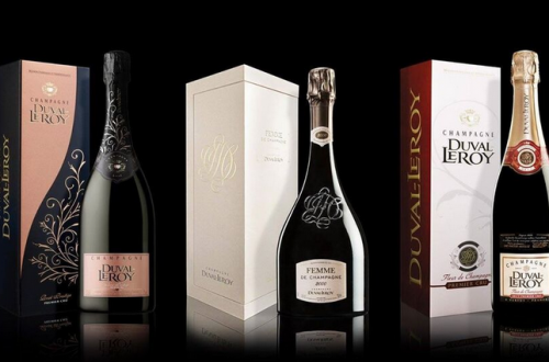 champagne duval leroy bottles Discover: Odyssey Days by Champagne Duvall-Leroy EAT LOVE SAVOR International luxury lifestyle magazine and bookazines