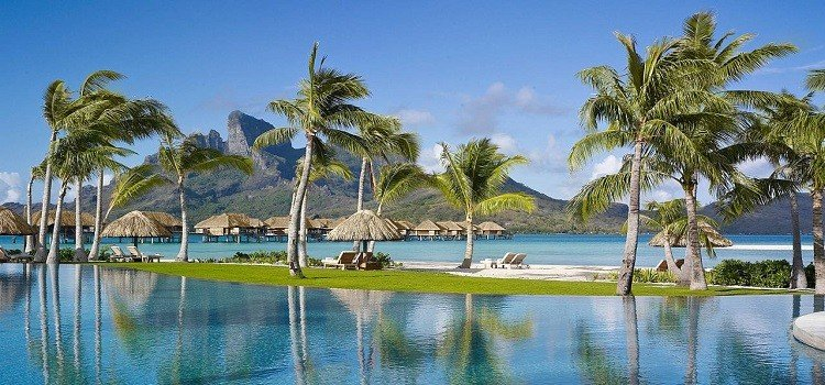 four seasons bora bora - luxury lifestyle magazine - eat love savor