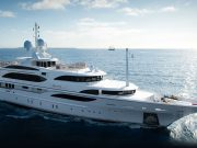 i Dynasty superyacht - luxury lifestyle magazine - eat love savor