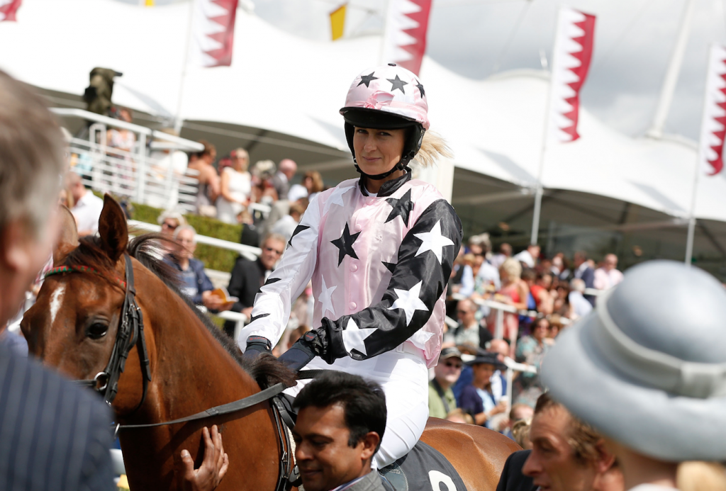 qatar goodwood horse and rider - luxury lifestyle magazine - eat love savor