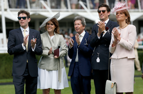 qatar goodwood princess euginie uxury lifestyle magazine eat love savor Qatar Goodwood Festival: Extravaganza of Horse Racing, Fun, Food and Fashion - EAT LOVE SAVOR International luxury lifestyle magazine and bookazines