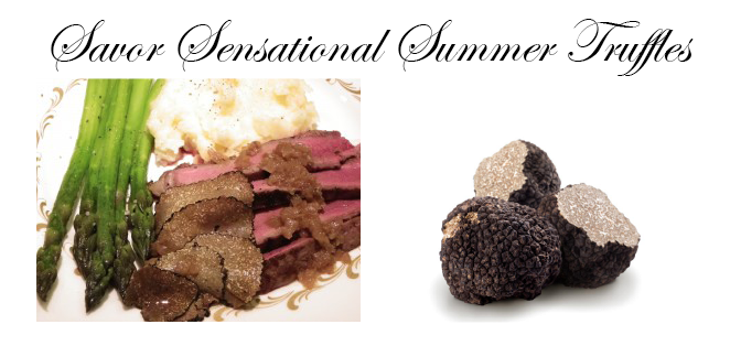 : Grilled Porterhouse Steak with Summer Truffles and Cognac Shallot ...