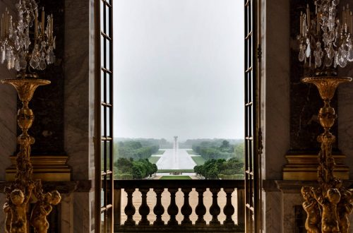 versailles view out the door to the garden Luxury Legacy: How Values of Luxury are Passed On EAT LOVE SAVOR International luxury lifestyle magazine and bookazines