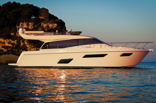 Ferretti yachts 450 Zuccon International Project: Preview of 3 New Models At The Cannes Yachting Festival - EAT LOVE SAVOR International luxury lifestyle magazine and bookazines