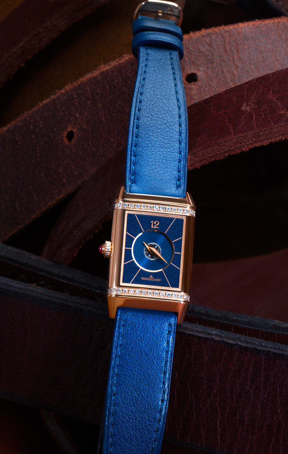 Jaeger-LeCoultre Polo Ambassador Clare Milford Haven personalises her Reverso watch - Johann Sauty 4 - luxury lifestyle magazine - eat love savor