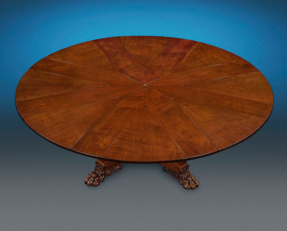 Expanding Round Table Mechanism
