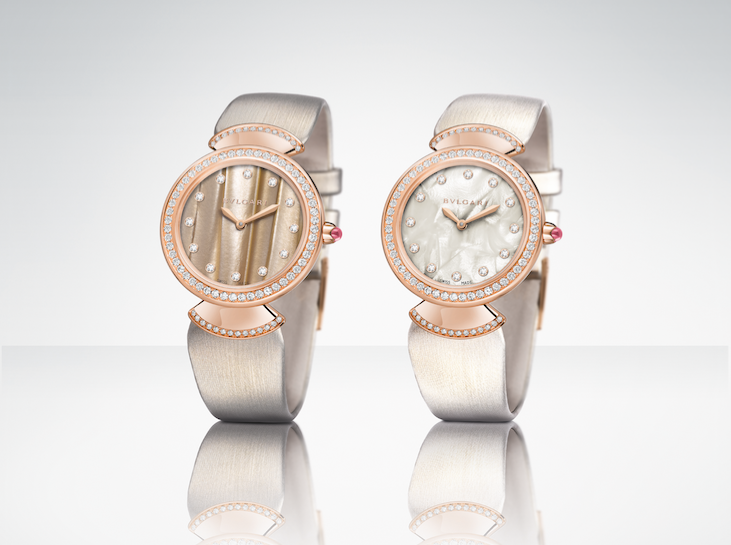 Bulgari the new diva pair in white - luxury lifestyle magazine - eat love savor
