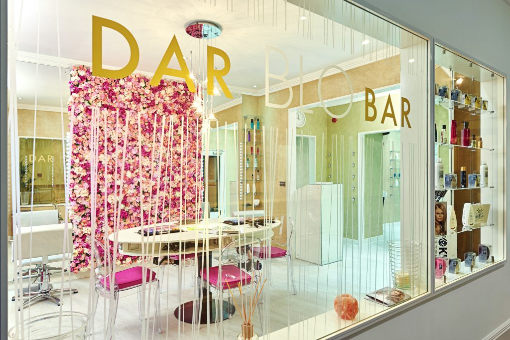 Dar blow bar - luxury lifestyle magazine eat love savor