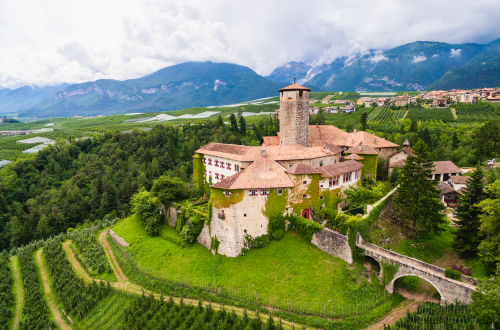 Castle Valer Picturesque and Lavish 650 Year old European Castle Seeks New Owner - EAT LOVE SAVOR International luxury lifestyle magazine and bookazines