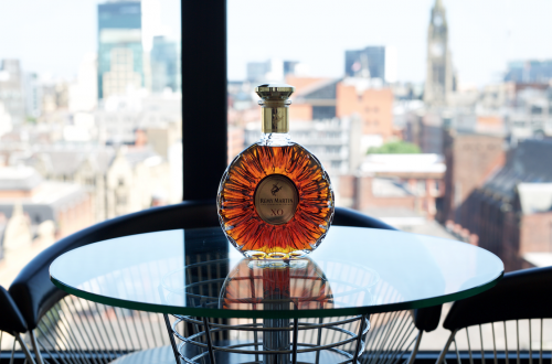 LMRM cognac on table La Maison Rémy Martin Heads to Manchester To Create La Maison Remy Martin Manchester House EAT LOVE SAVOR International luxury lifestyle magazine and bookazines
