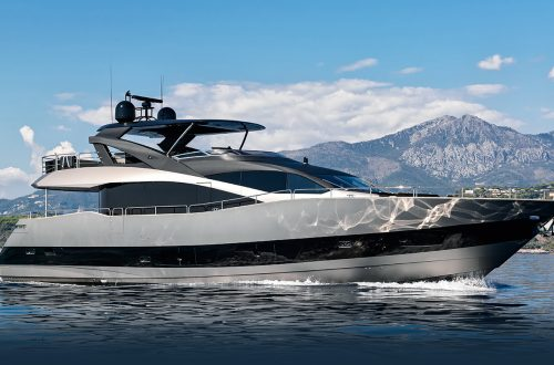 Merrick superyacht Sleek and Sophisticated MERRICK Superyacht - EAT LOVE SAVOR International luxury lifestyle magazine and bookazines